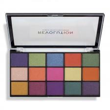 Revolution Reloaded Palette Passion for Colour