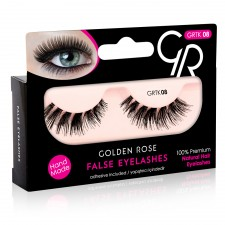 GOLDEN ROSE FALSE EYELASHES