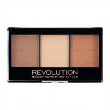 Revolution Ultra Sculpt & Contour Kit - Ultra Light/Medium C04
