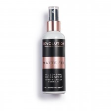 Revolution Matte Fix Oil Control Setting Spray