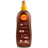 Carroten Intensive Tanning Oil SPF6