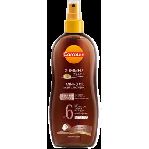 Carroten Intensive Tanning Oil SPF6