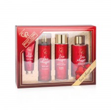 Golden Rose Body Care Collection - Love Whisper