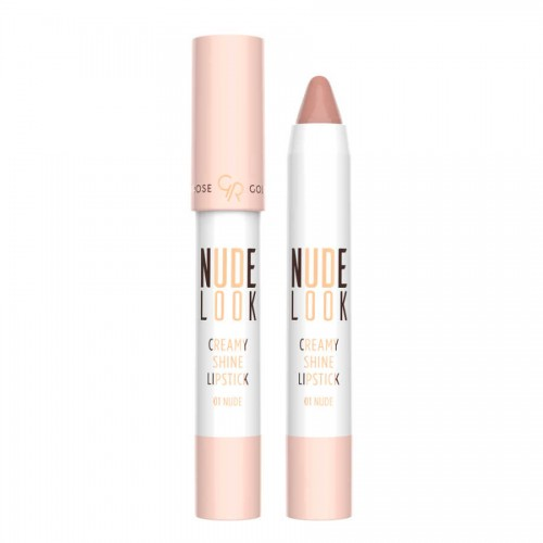 GR Nude Look Creamy Shine Lipstick