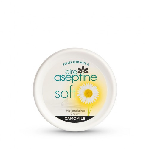 Cire Aseptine soft moisturizing cream with camomile extract 200ml