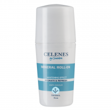 Celenes Thermal Mineral Roll On-Whitening / All Skin Types