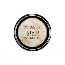 Revolution Vivid Baked Highlighter - Matte lights