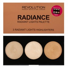 Revolution Highlighter Palette - Radiance