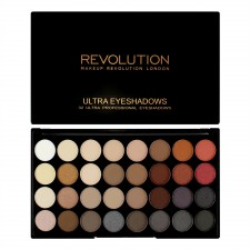 Revolution Ultra 32 Shade Eyeshadow Palette - Flawless 2