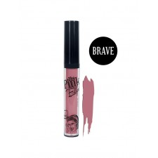 The Pink Ellys Liquid Mat Lipstick Brave