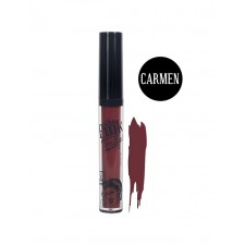 The Pink Ellys Liquid Mat Lipstick Carmen