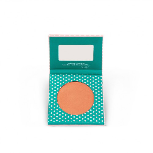 The Pink Ellys Compact Blusher Chocoholie 04