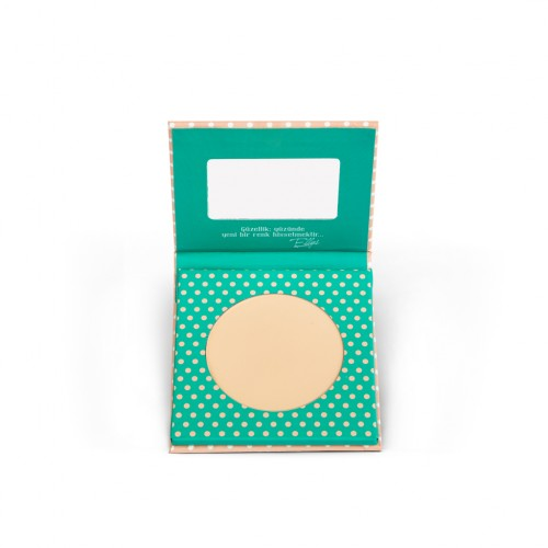 The Pink Ellys  Compact Powder Sand 03
