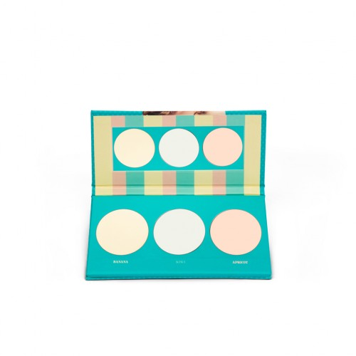 The Pink Ellys  Perfect Colour Corrector Pressed Powder